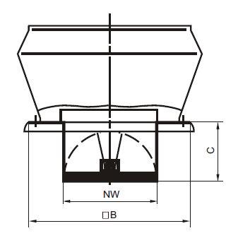 вентиляторы кислотостойкие cdva