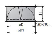Обратный клапан SWD